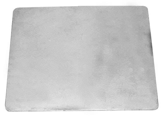 Плита чугунная цельная малая 410х340 мм. Балезинский ЛМЗ - фото 10937