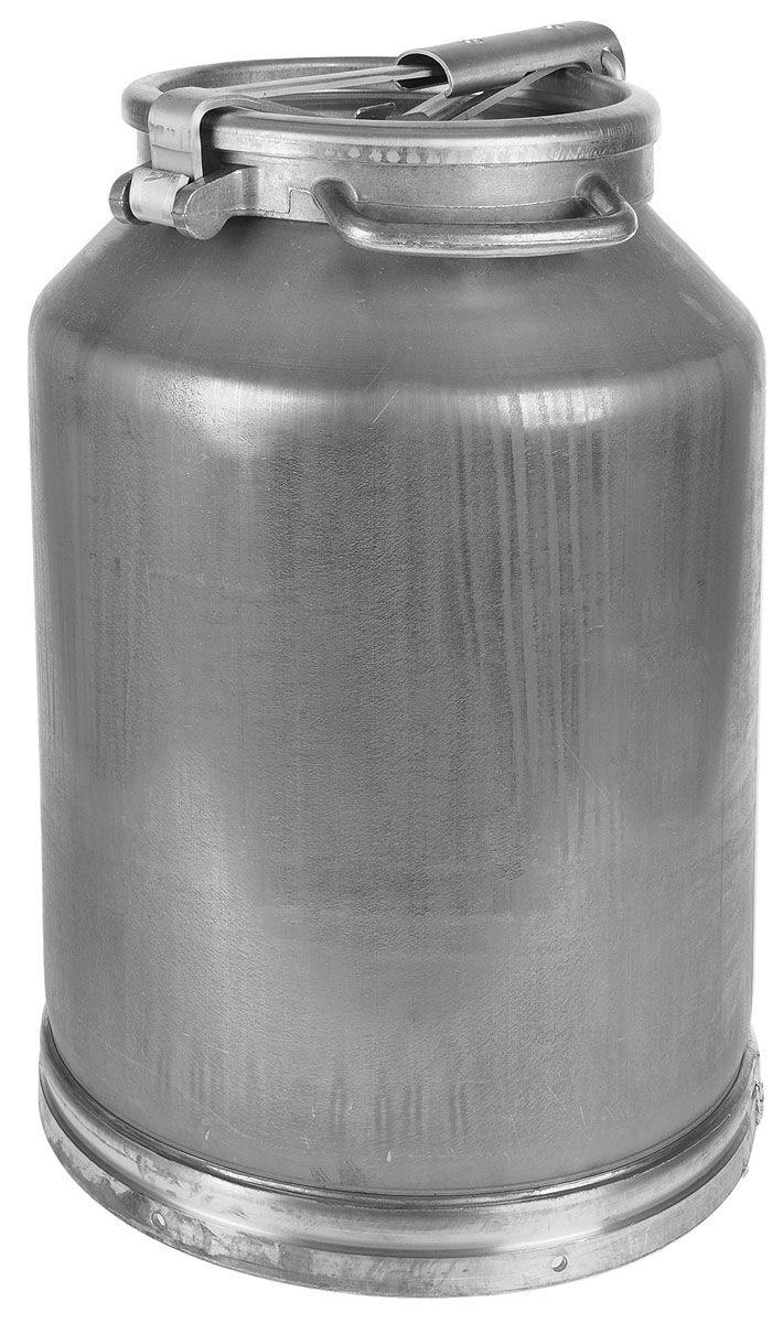 Алюминиевая фляга-бидон на 40 литров Калитва - фото 12922