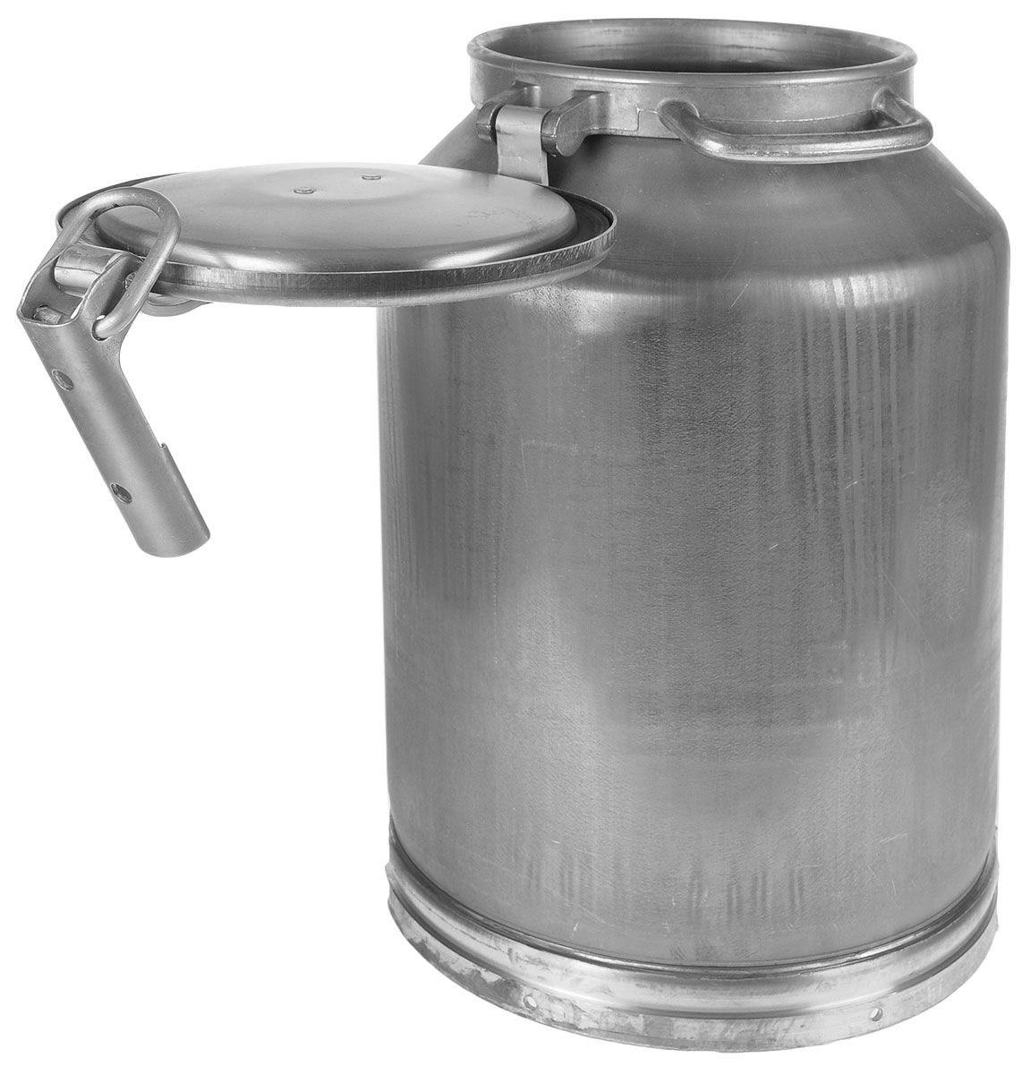 Алюминиевая фляга-бидон на 40 литров Калитва - фото 12923