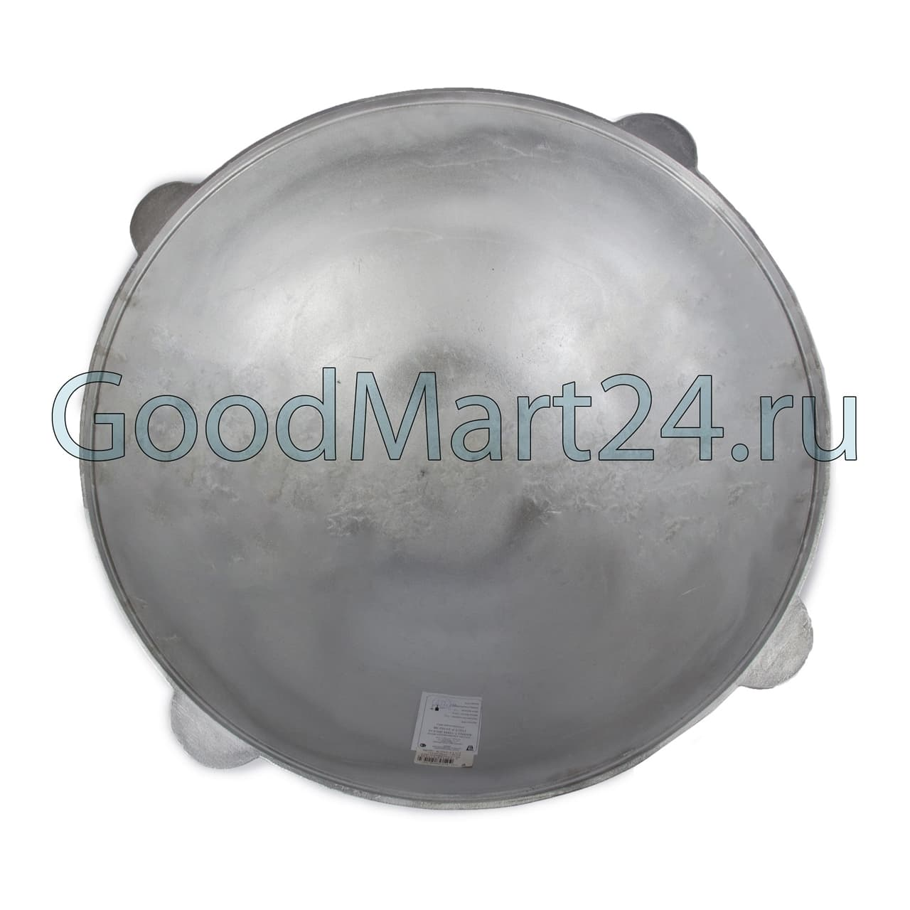 Алюминиевый казан 60 л. Балезинский ЛМЗ - фото 4627