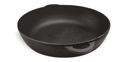 Сковорода 360х80 мм. чугунная с ручками Ситон Ч3680 - фото 5081