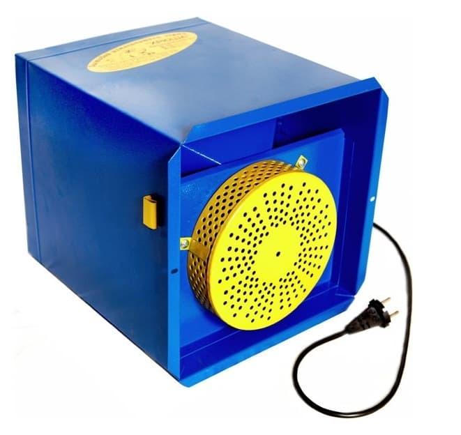 Зернодробилка ''Уральские Хрюшки'' электрическая , до 400 кг/ч, 900 Вт. ТермМикс - фото 5409