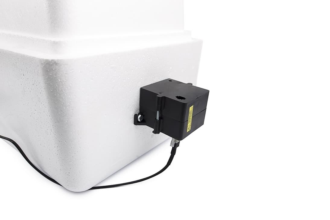 Инкубатор Несушка 36 яиц 220 В, автомат. поворот, аналог. терм.,с цифр. арт. 70 - фото 5449