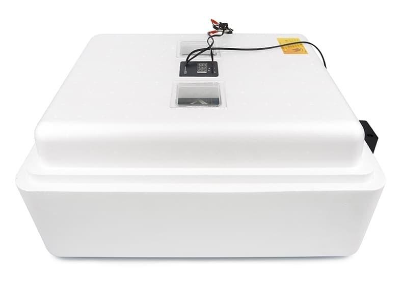 Инкубатор Несушка 104 яйца 220/12 В, автомат. поворот, цифр. терм., БИ-2 - фото 5488