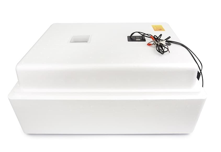 Инкубатор Несушка 77 яиц 220/12 В, автомат. пов., цифр. терм.,гигрометр БИ-2 (М) - фото 5503