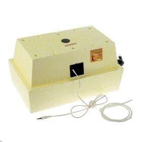 Инкубатор Золушка 28 яиц, автопереворот, 220/12В, аналоговый терм., гигрометр - фото 6185