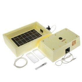 Инкубатор Золушка 28 яиц, автопереворот, 220/12В, аналоговый терм., гигрометр - фото 6186