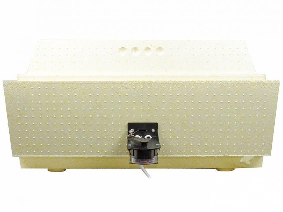 Инкубатор Золушка 98 яиц, автопереворот, 220/12В, аналоговый терм., гигрометр - фото 6222