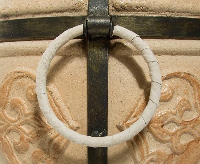 Тандыр Урал, слоновая кость, Эко - фото 6699