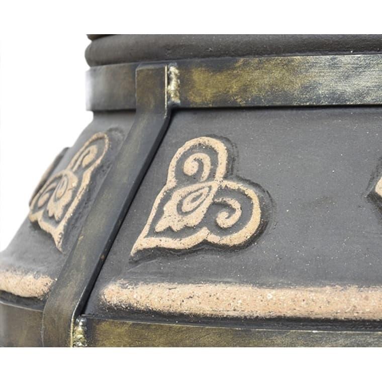 Тандыр Тамерлан, графит, Эко - фото 6749