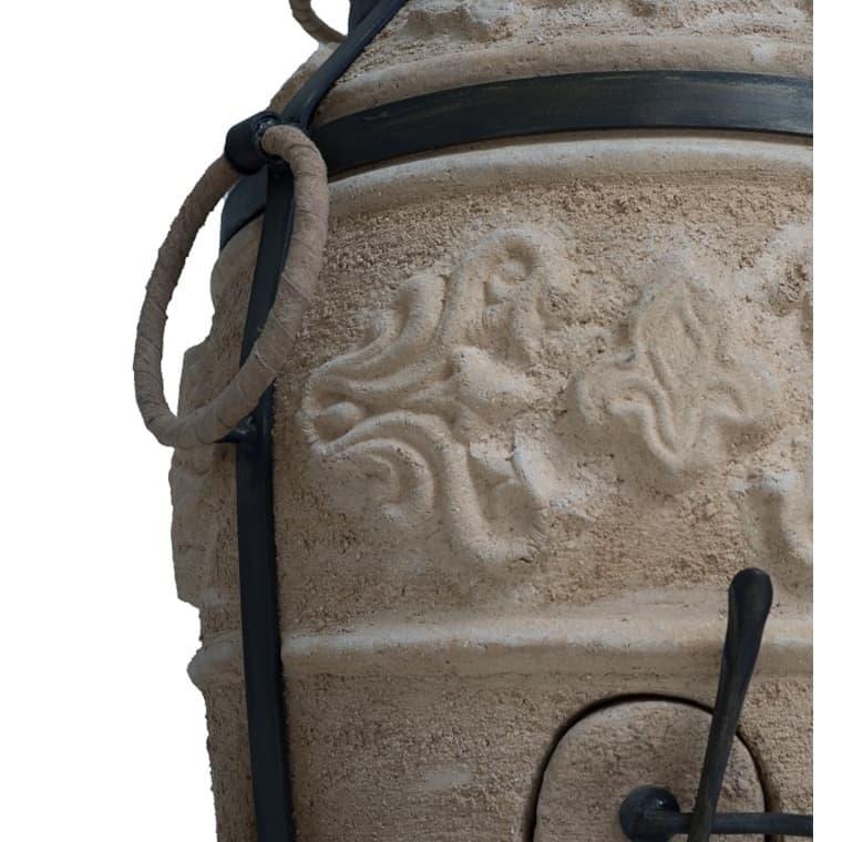 Тандыр Фирменный, слоновая кость, Эко - фото 6766