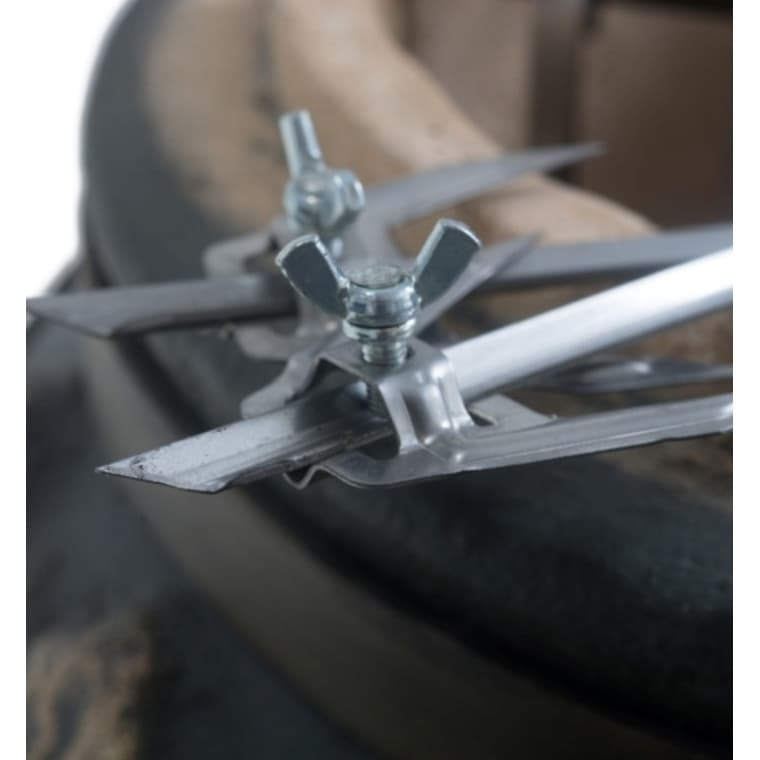 Тандыр Фирменный со столиком, графит, Эко - фото 6776