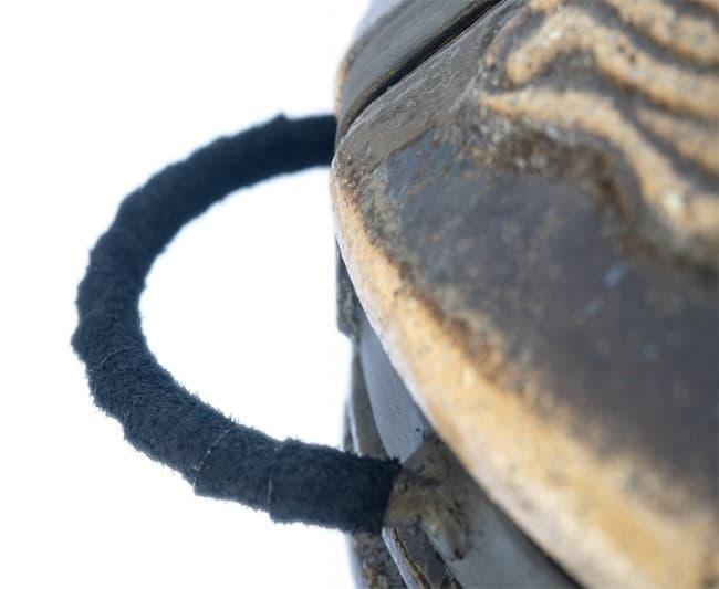 Тандыр Греческий, чёрный, крышка откидывается, Эко - фото 6808
