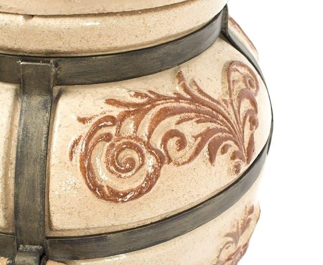 Тандыр Персидский, слоновая кость, Эко - фото 6818