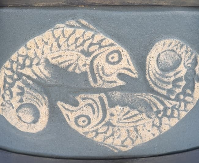 Тандыр Шар, графит, с откидной крышкой, Эко - фото 8095