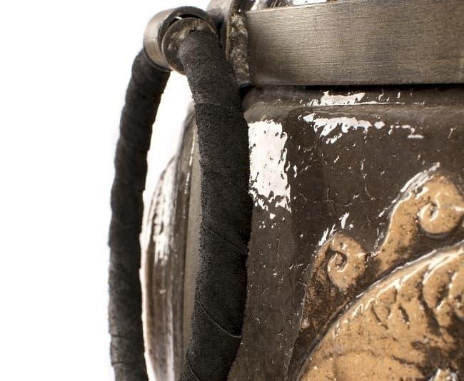 Тандыр Шар, черный, с откидной крышкой, Эко - фото 8125