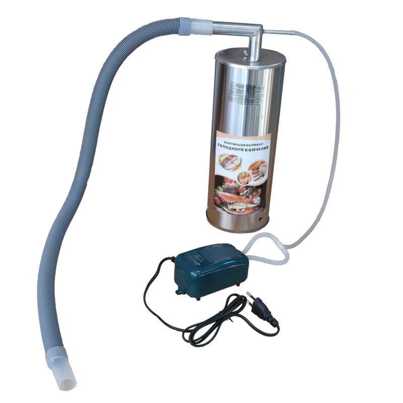 Дымогенератор из нержавеющей стали для холодного копчения УЗБИ - фото 8363