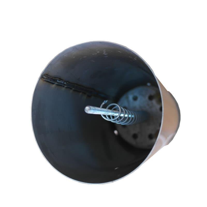 Дымогенератор из нержавеющей стали для холодного копчения УЗБИ - фото 8364