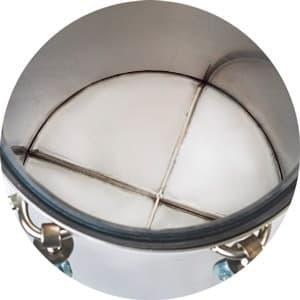 Автоклав Fansel (Фансел) 37 литров, нерж сталь, для всех плит - фото 8655
