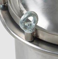 Автоклав Fansel (Фансел) 37 литров, нерж сталь, для всех плит - фото 8662