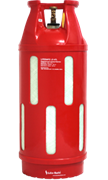 Баллон композитный 47 литров/20 кг. LiteSafe Индия